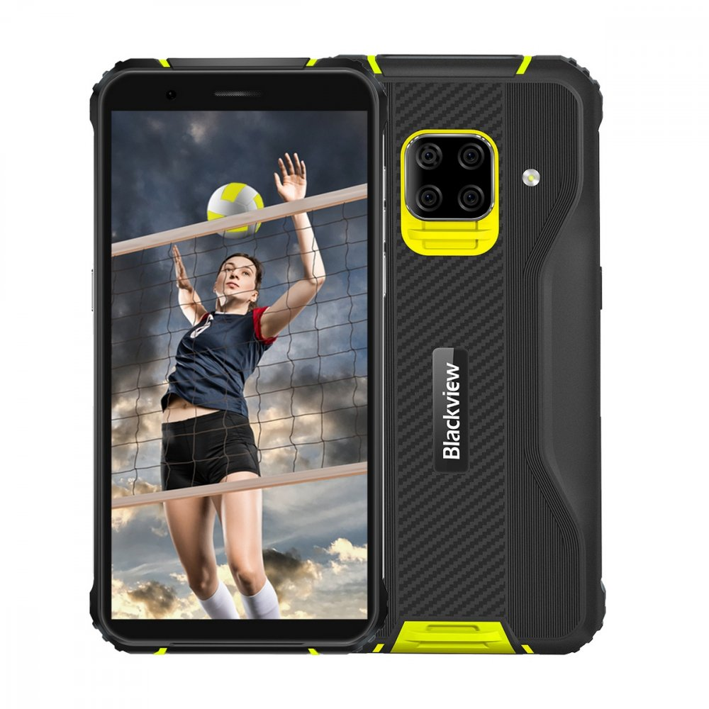 IGET BLACKVIEW GBV5100 YELLOW