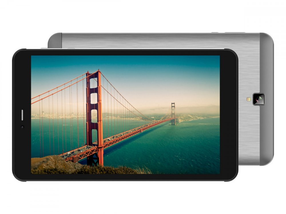 IGET TABLET SMART W82 2GB/32GB BLACK/SILVER