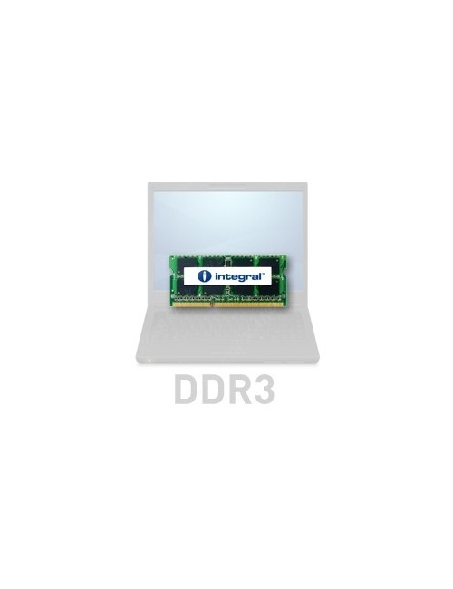 INTEGRAL 8GB 1066MHZ DDR3 CL7 R2 SODIMM 1.5V