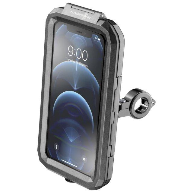 INTERPHONE UNIVERZALNY VODOODOLNE PUZDRO NA MOBILNE TELEFONY ARMOR PRO, UCHYT NA RIADIDLA, MAX. 6,5