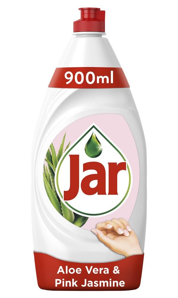 JAR 900ML ALOE VERA & PINK JASMIN