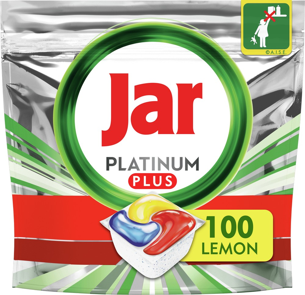 JAR TABLETY PLATINUM PLUS 100KS