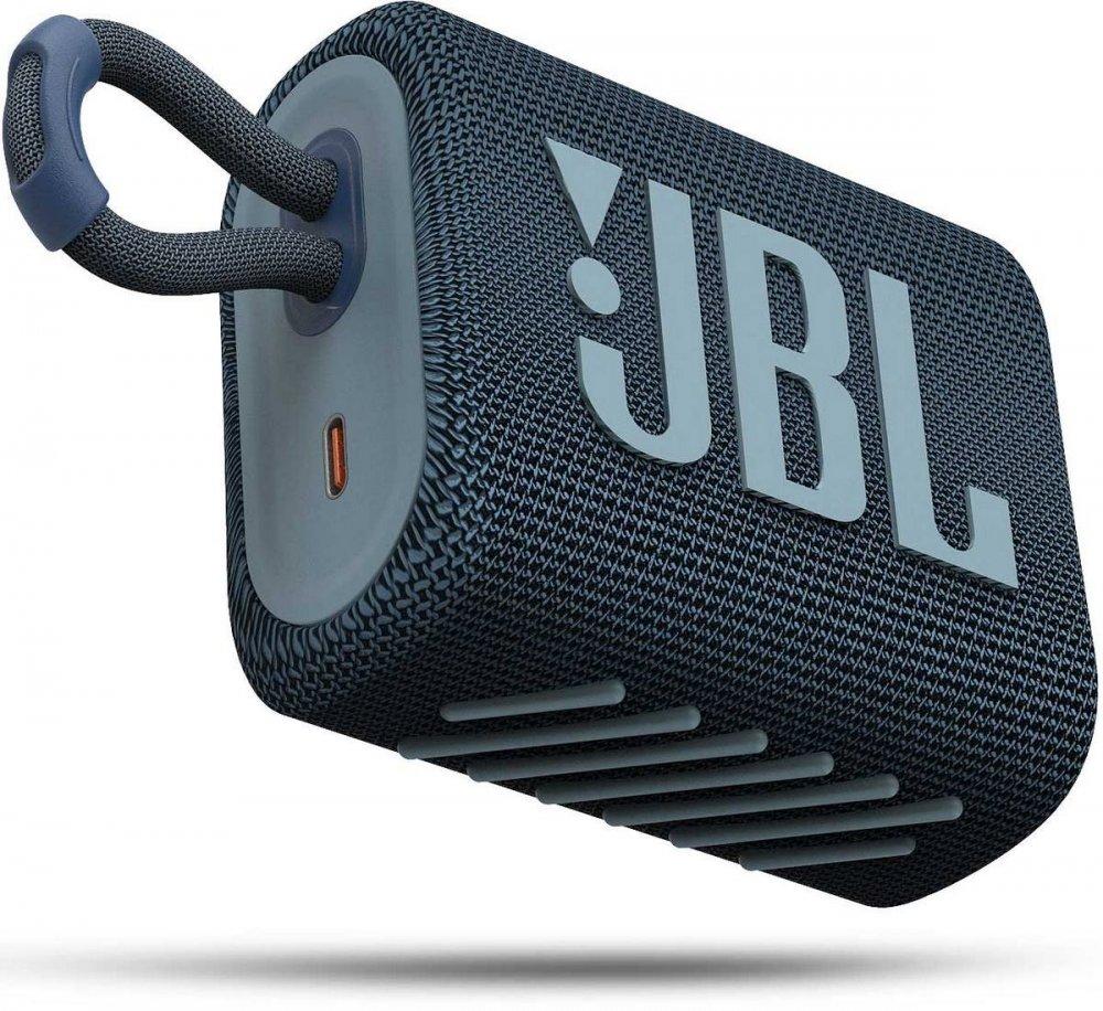 JBL GO3 BLUE