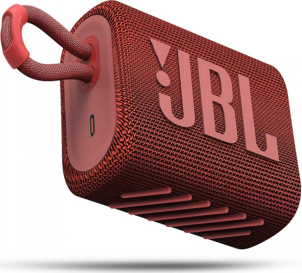JBL GO3 RED