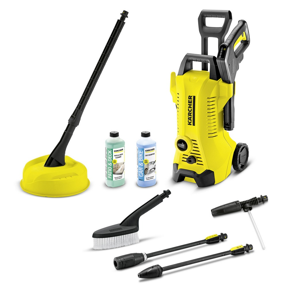KARCHER K 3 FULL CONTROL CAR AND HOME T150, 1.676-023.0