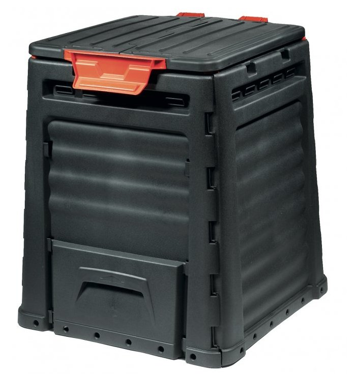 KETER 231597 ECO KOMPOSTER 320L BLACK
