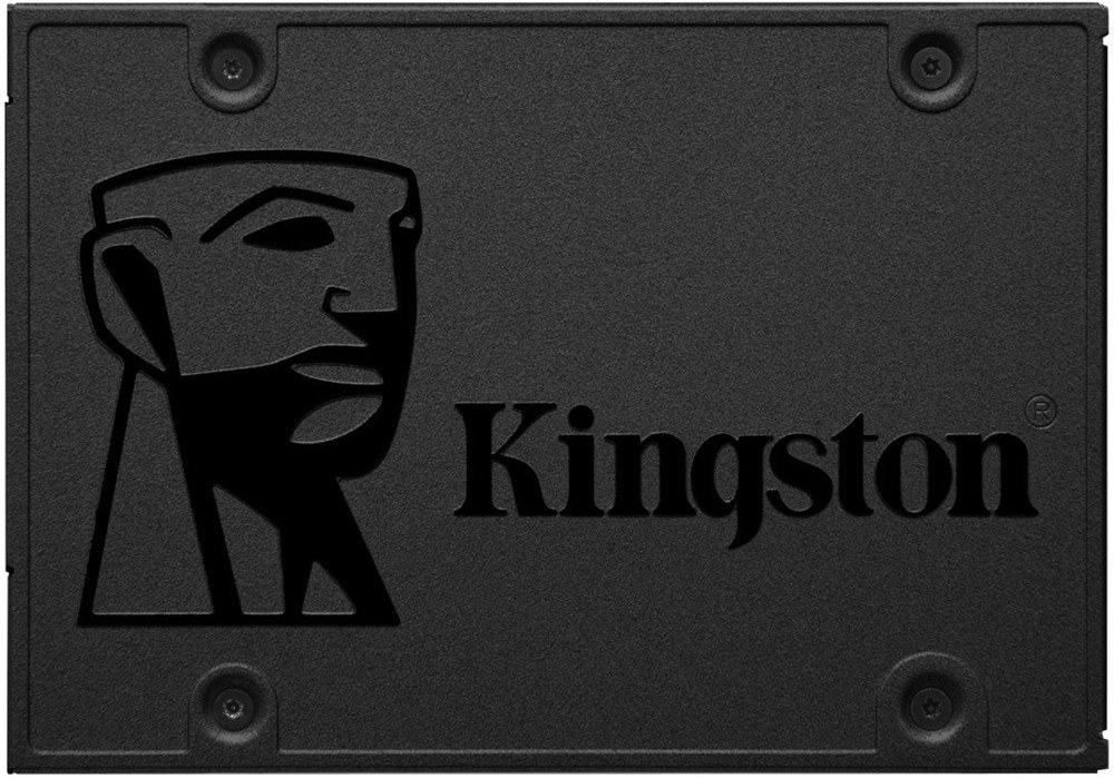 KINGSTON 480GB SSD A400 SATA3 25 500450MBS SA400S37480G