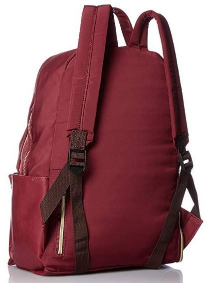 LEGATO LARGO GROSGRAINLIKE  10 POCKETS BACKPACK WI