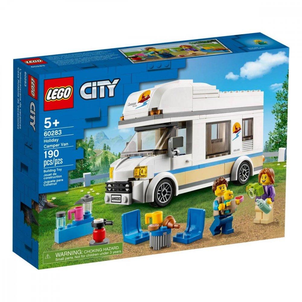 LEGO CITY PRAZDNINOVY KARAVAN /60283/