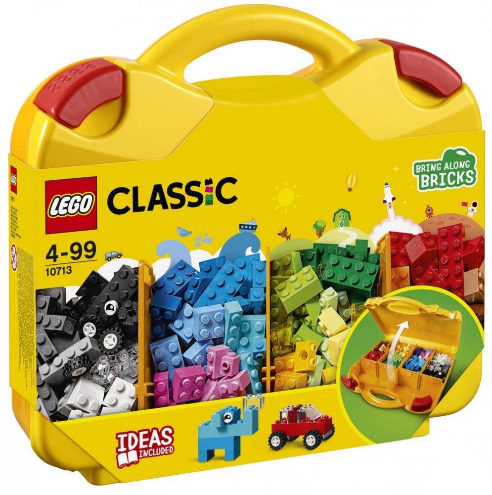 LEGO CLASSIC KREATIVNY KUFRIK /10713/