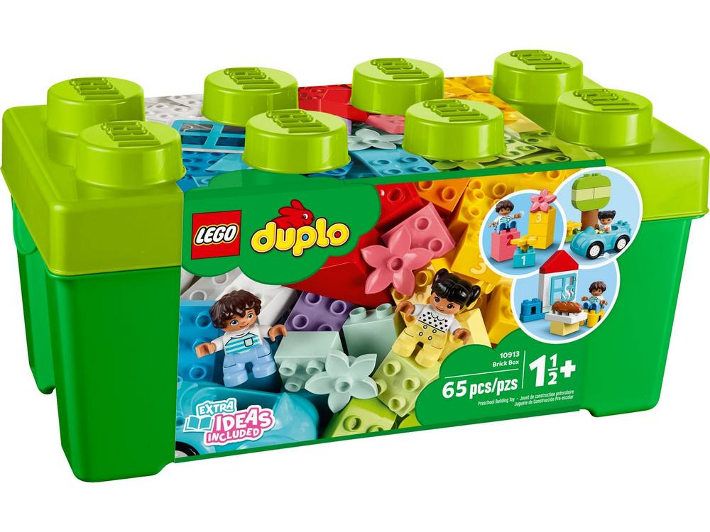 LEGO DUPLO CLASSIC BOX S KOCKAMI /10913/