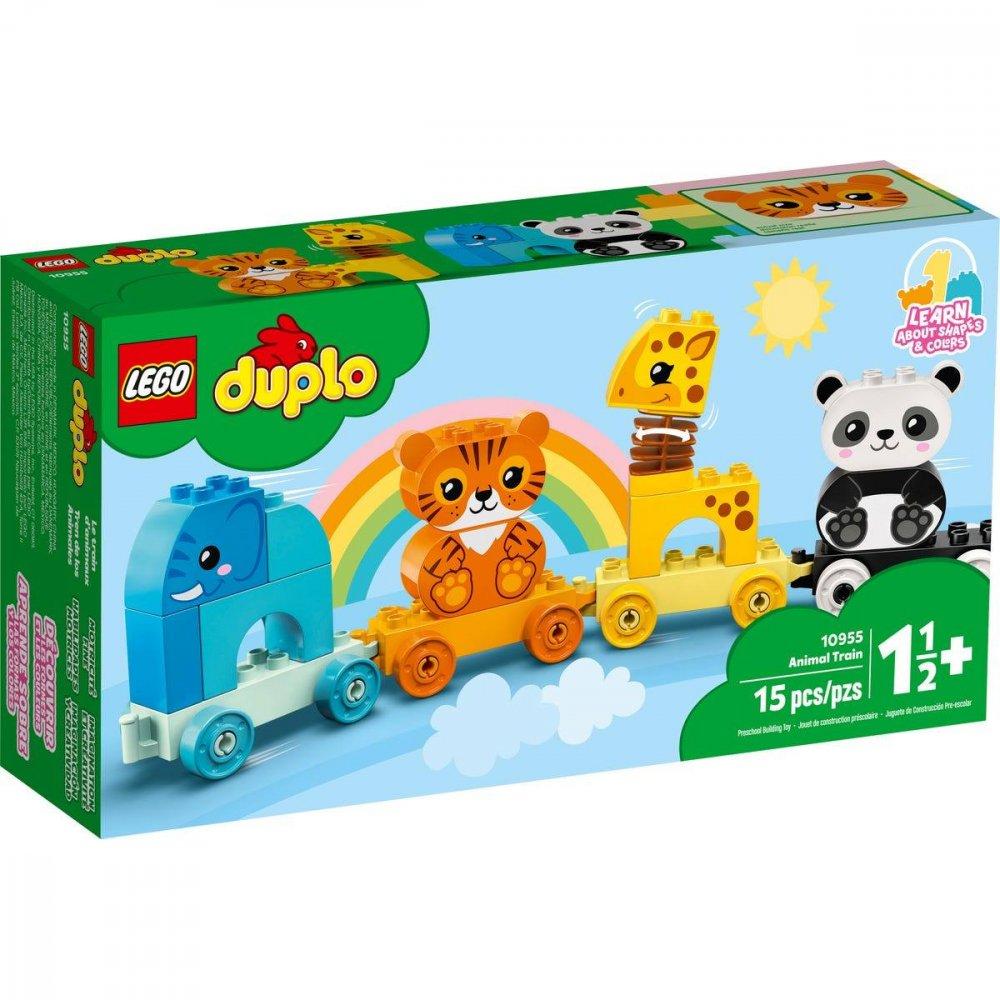 LEGO DUPLO MY FIRST VLACIK SO ZVIERATKAMI /10955/