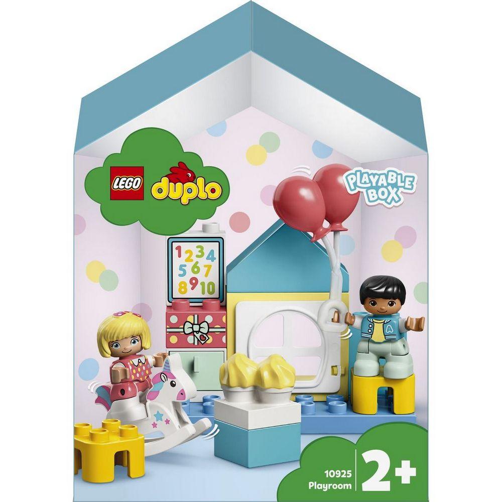 LEGO DUPLO TOWN IZBICKA NA HRANIE /10925/