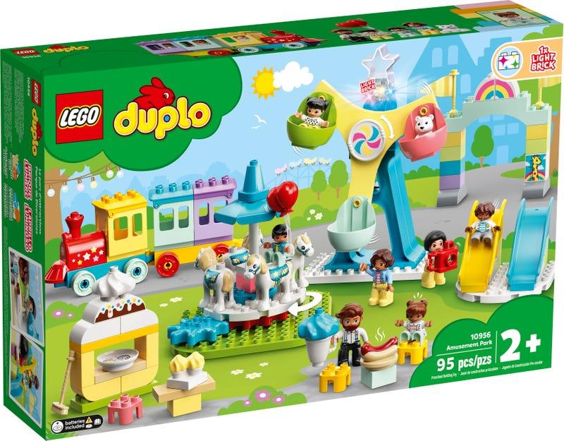 LEGO DUPLO TOWN ZABAVNY PARK /10956/