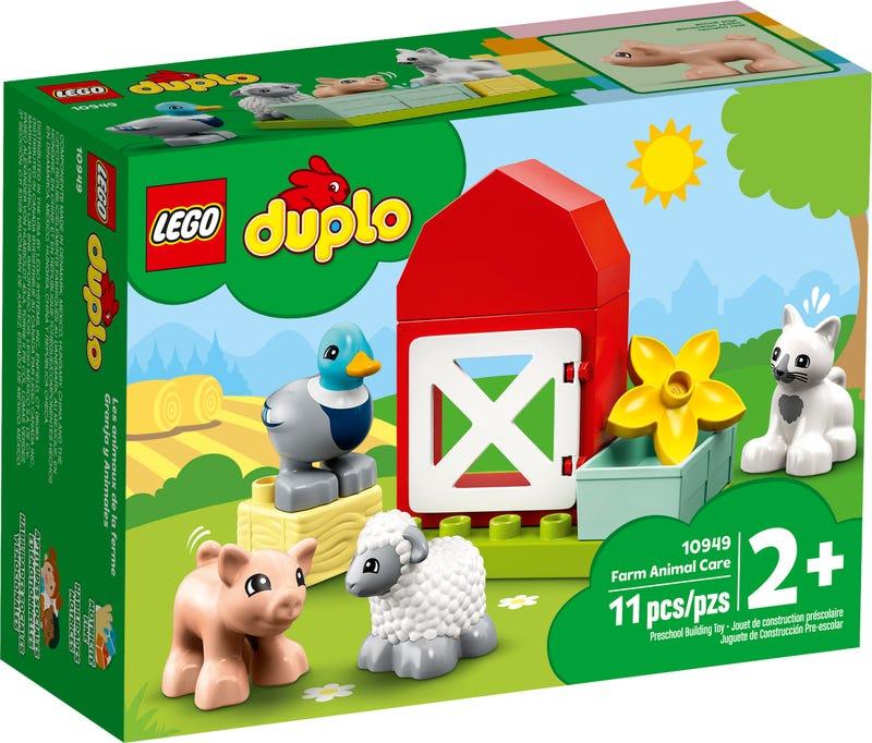 LEGO DUPLO TOWN ZVIERATKA Z FARMY /10949/