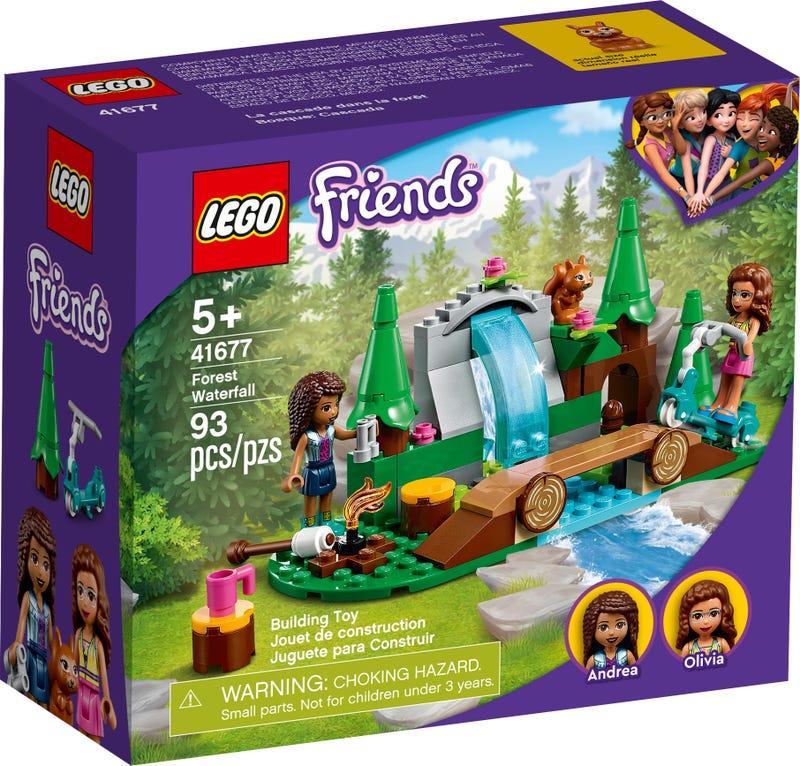 LEGO FRIENDS VODOPAD V LESE /41677/