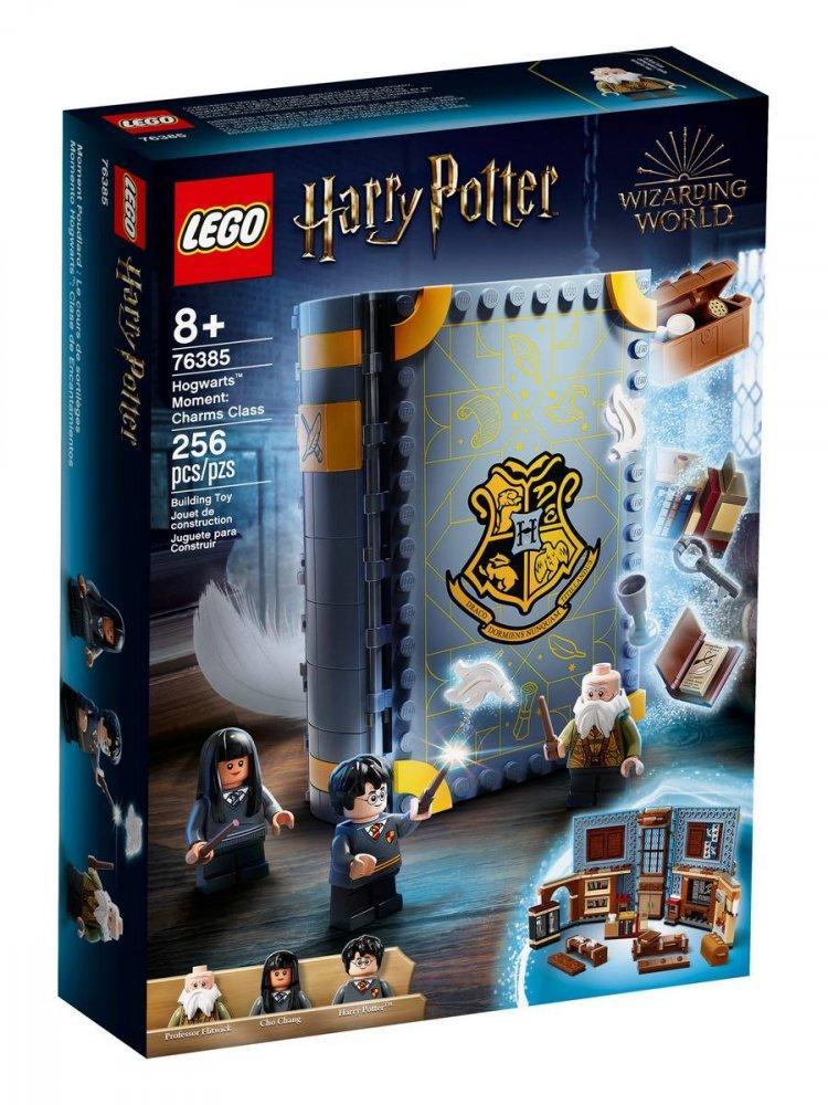 LEGO HARRY POTTER CAROVNE MOMENTY Z ROKFORTU: HODINA CAROVANIA /76385/