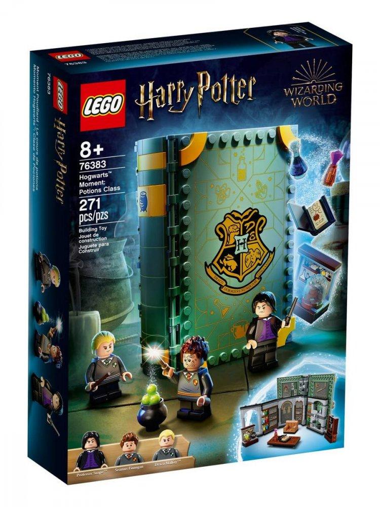 LEGO HARRY POTTER CAROVNE MOMENTY Z ROKFORTU: HODINA ELIXIRO /76383/