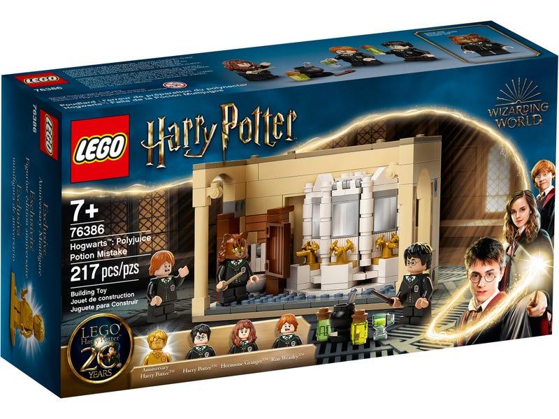 LEGO HARRY POTTER TM ROKFORT NEVYDARENY VSEHODZUS /76386/