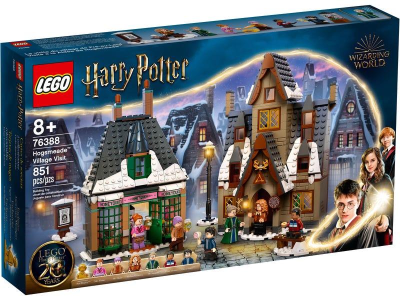LEGO HARRY POTTER TM VYLET DO ROKVILLU /76388/