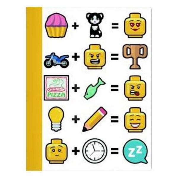 LEGO ICONIC ZOSIT TVRDE DOSKY BIELY /51138/