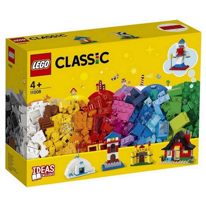 LEGO CLASSIC KOCKY A DOMCEKY /11008/