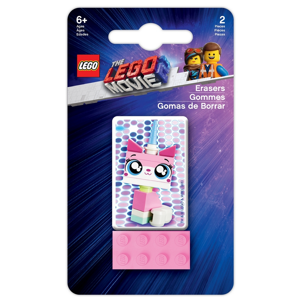 LEGO MOVIE 2 GUMY MIX: UNIKITTY SET /52323/
