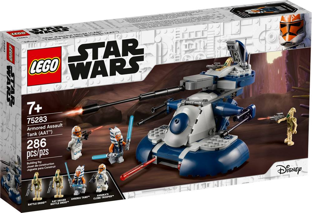 LEGO STAR WARS TM AAT 75283