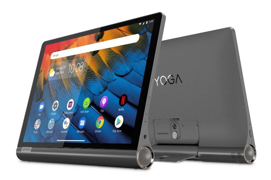 LENOVO YOGA SMART TAB 10.1 FHD 4GB/64GB, ZA3V0054CZ