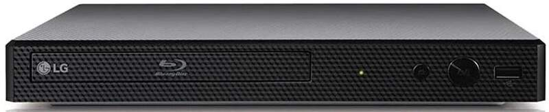 LG BP350 4K BLU-RAY/DISCTM/DVD PREHRAVAC