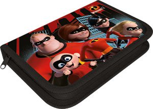 LIZZY CARD PERACNIK 1-ZIPSOVY THE INCREDIBLES, 417462