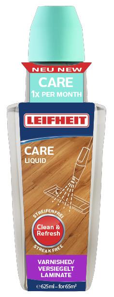 LEIFHEIT PROSTRIEDOK CARE PRE STAROSTLIVOST O PARKETY A LAKOVANE PODLAHY, 56501