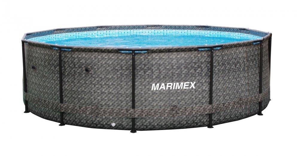 MARIMEX BAZEN FLORIDA 3,66 X 0,99 M BEZ PRISLUSENSTVA RATAN, 10340213