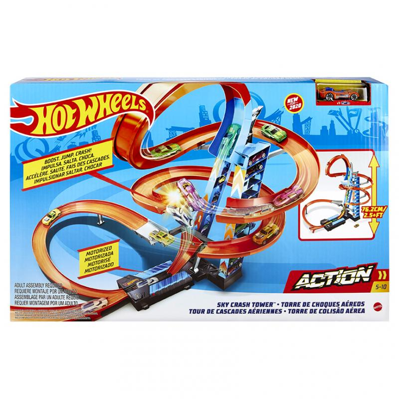 MATTEL HOT WHEELS PADAJUCA VEZ GJM76