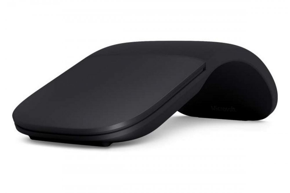 MICROSOFT SURFACE ARC MOUSE BLUETOOTH 40 BLACK ELG00008