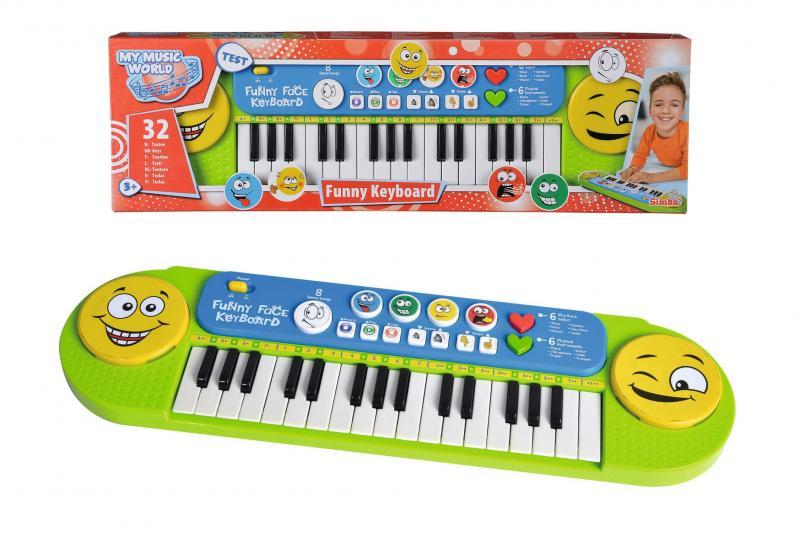 MMW FUNNY PIANO /S 6834250/
