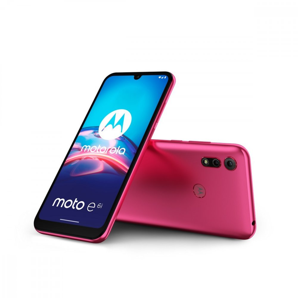 MOTOROLA MOTO E6I 2GB/32GB ELECTRIC PINK