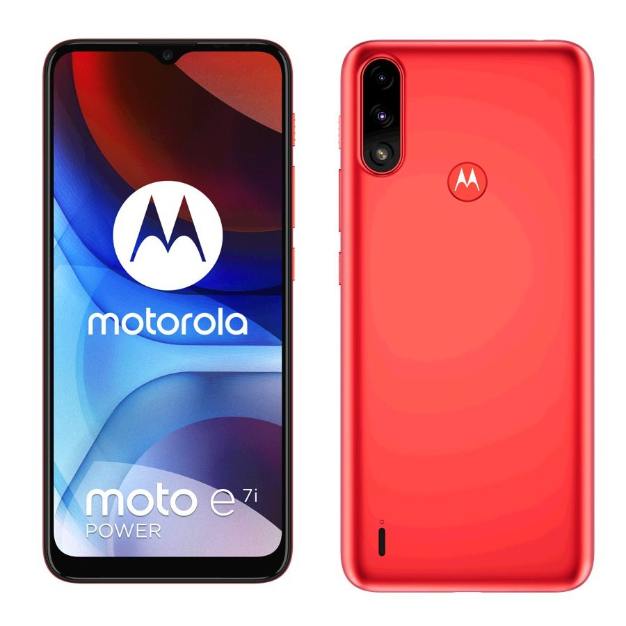 MOTOROLA MOTO E7I POWER 2GB/32GB CERVENA