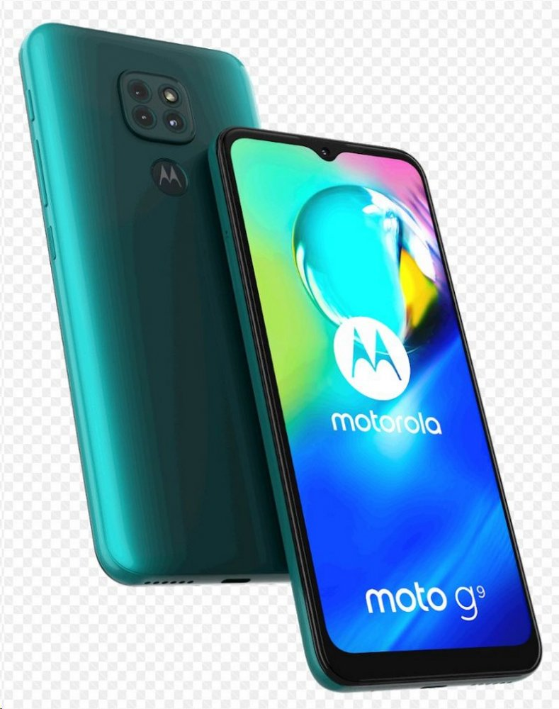 MOTOROLA MOTO G9 PLAY 4GB64GB FOREST GREEN