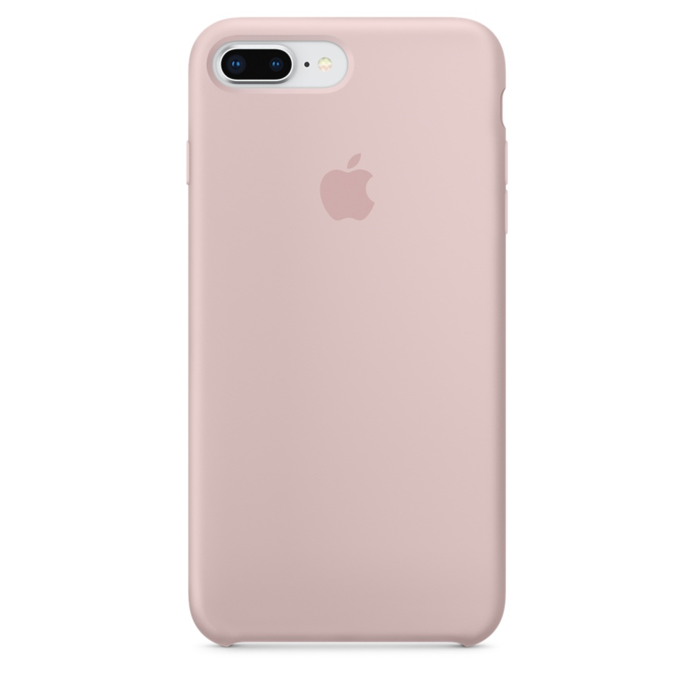 APPLE IPHONE 8 PLUS / 7 PLUS SILICONE CASE - PINK SAND MQH22ZM/A