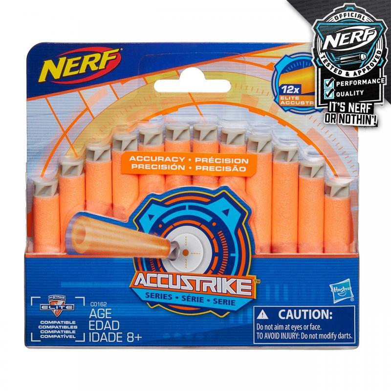NERF ACCUSTRIKE NAHRADNE SIPKY 12 KS /14C0162/
