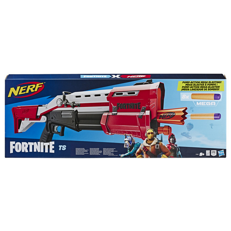 NERF FORTNITE TS 14E7065