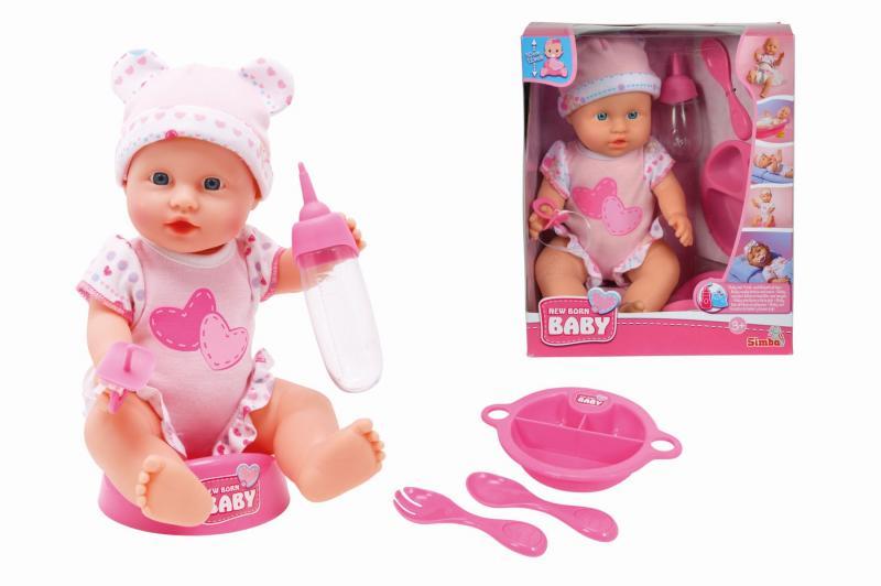 NEW BORN BABY BABIKA BABY CARE 30 CM /S 5030005/