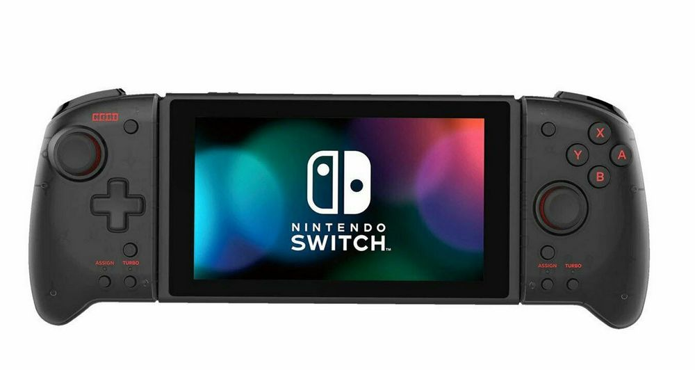 NINTENDO SWITCH SPLIT PAD PRO BLACK