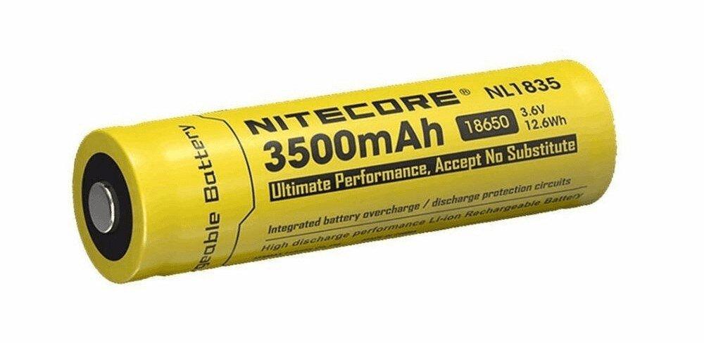 NITECORE NL1835 (3500MAH)
