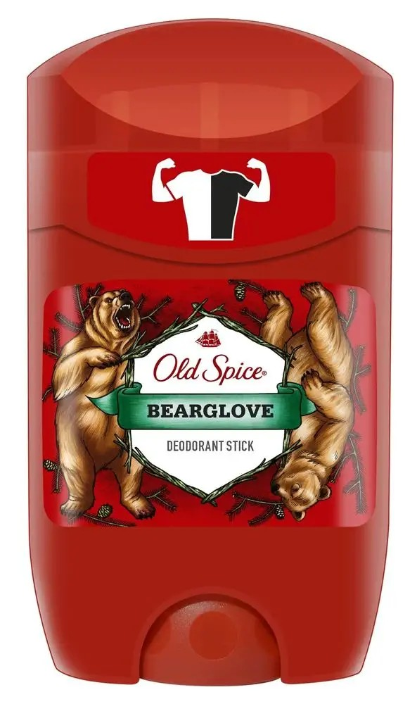 OLD SPICE STICK DEO BEARGLOVE 50ML