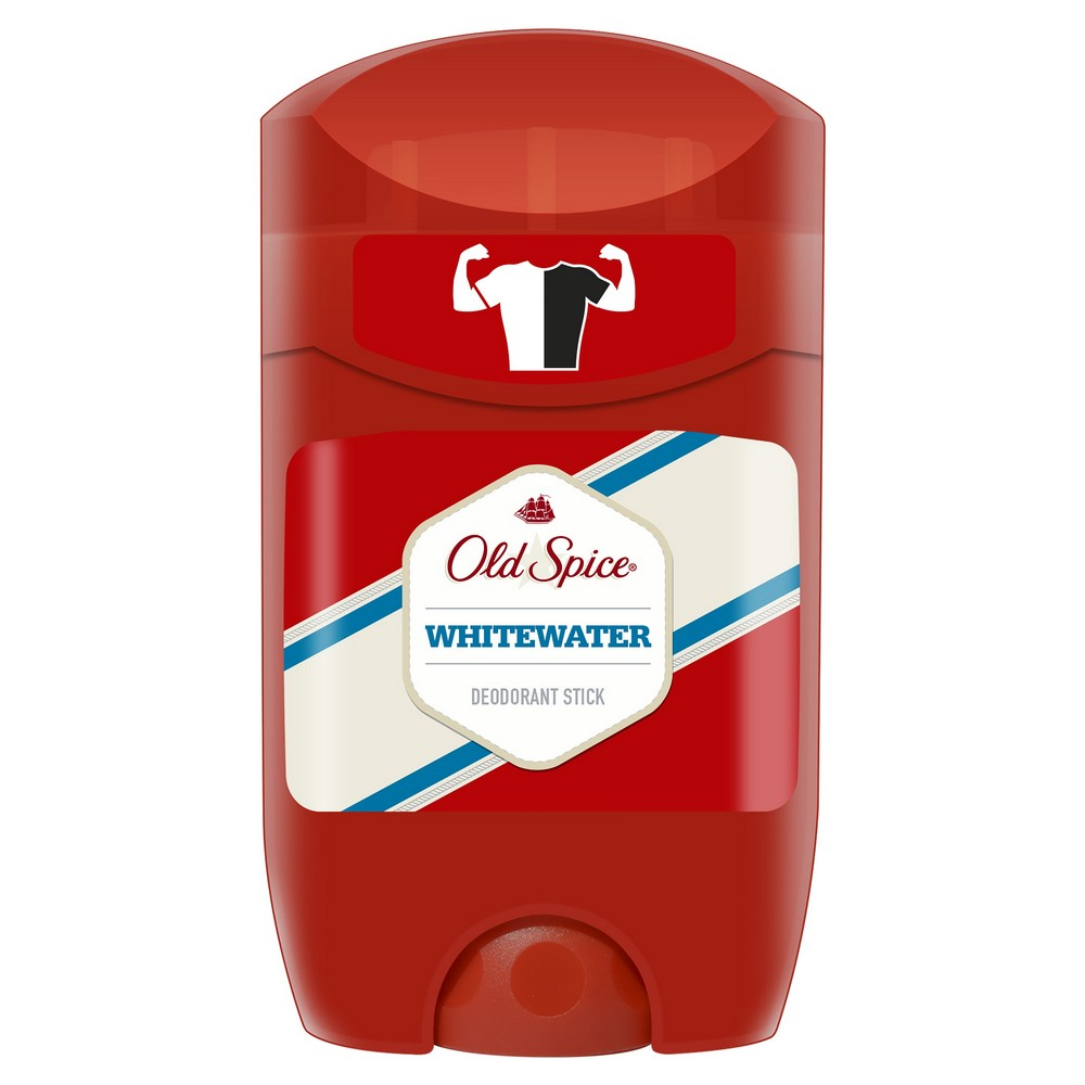 OLD SPICE STICK DEO WHITE WATER 50ML