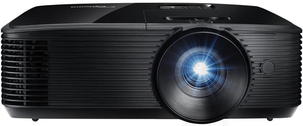 OPTOMA PROJEKTOR HD146X FULL HD, 3D 3600 ANSI, 30 000:1 E1P0A3PBE1Z2