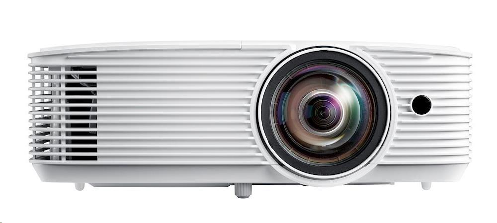 OPTOMA PROJEKTOR HD29HST FULL HD, 3D 4000 ANSI, 50 000:1 E1P0A3BWE1Z1