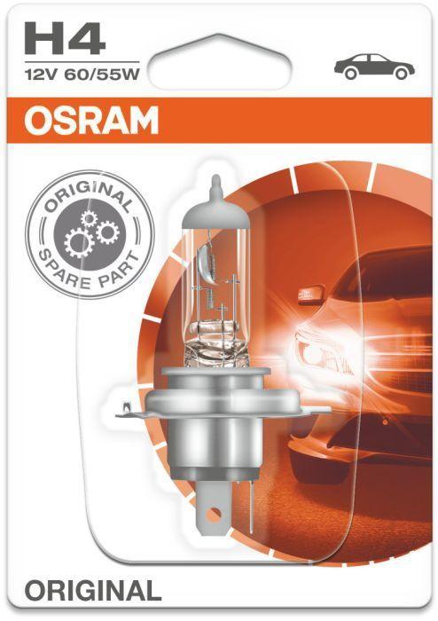 OSRAM H4 STANDARD 12V 60/55W P43T AUTOZIAROVKA, 64193